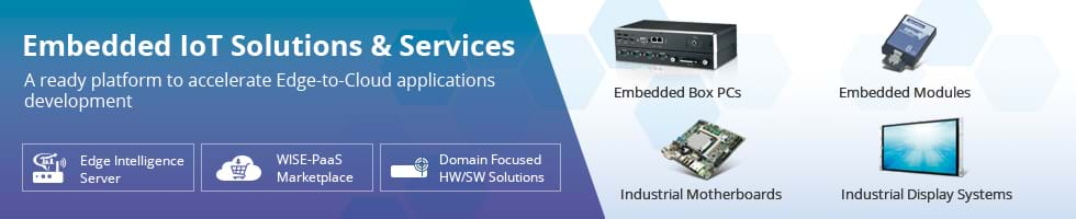 Embedded IoT solution 1
