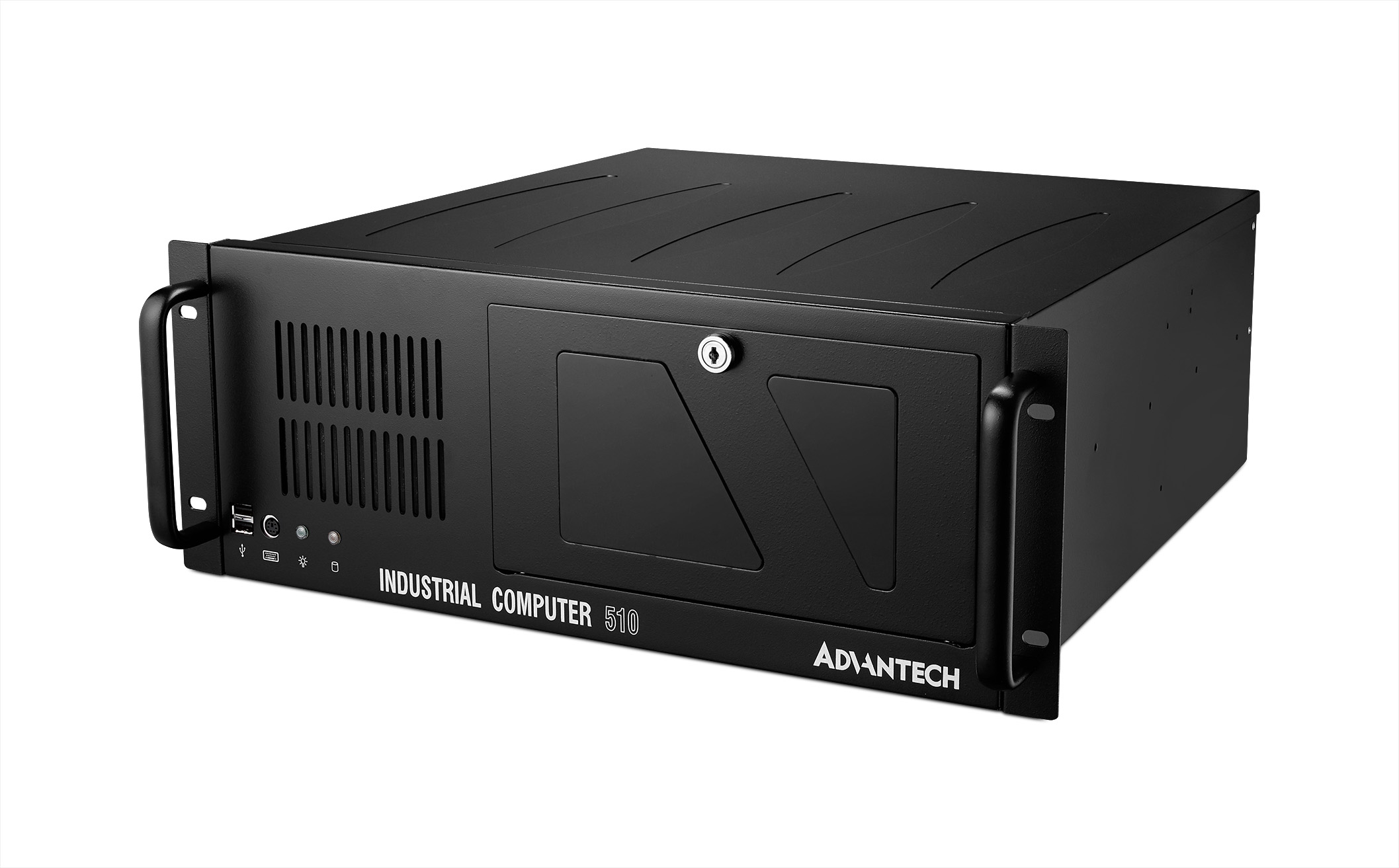 4U Rackmount System With 300W PSU/Intel<sup>®</sup> Core™ i5-6500 3.2GHz/8GB DDR4/500GB HDD/24X DVD+/-RW /7 expansion slots