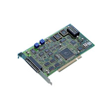Simultaneous 8-Channel Sampling Universal PCI Multifunction Card, 250 kS/s, 16-bit