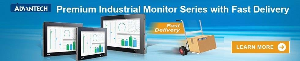 Industrial Flat Panel Monitors