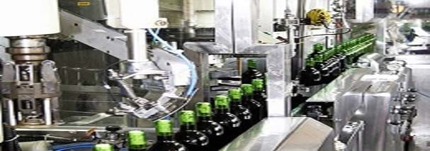 Vision Inspection Solutions for Food & Beverage